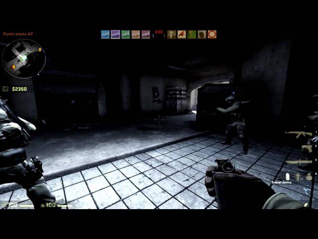 Action - IRFS KUBAN with AK-47 / HE 4K [CS GO]