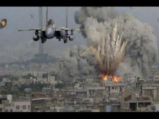 Прогноз погоды для бомбардировок в Сирии