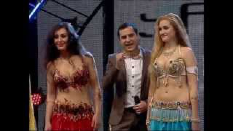 არაბული ცეკვების სკოლა ნახევარფინალი Arabuli Cekvebis