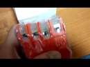 Перезаправляемые картриджи HP 655 x 4 с чипами