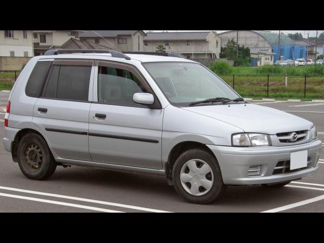 Продажа Mazda Demio 1998 год, DW3W 1.3л 83л 3ст АКПП