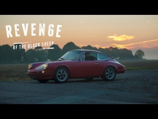 Petrolicious - Once a Black Sheep, the Porsche 912 Has Its Revenge