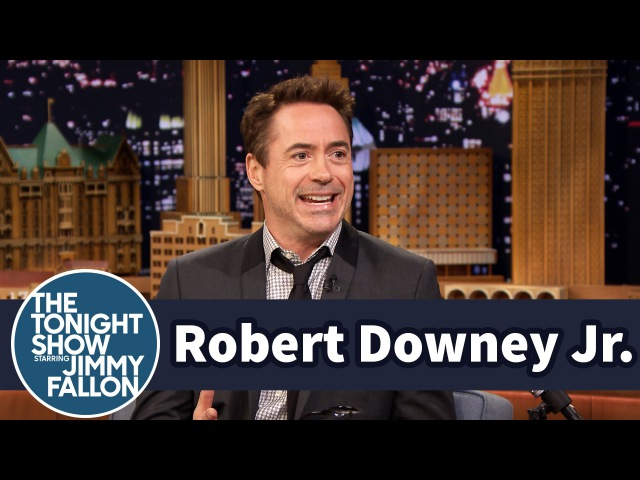 Robert Downey Jr Produced The Judge with His Wife