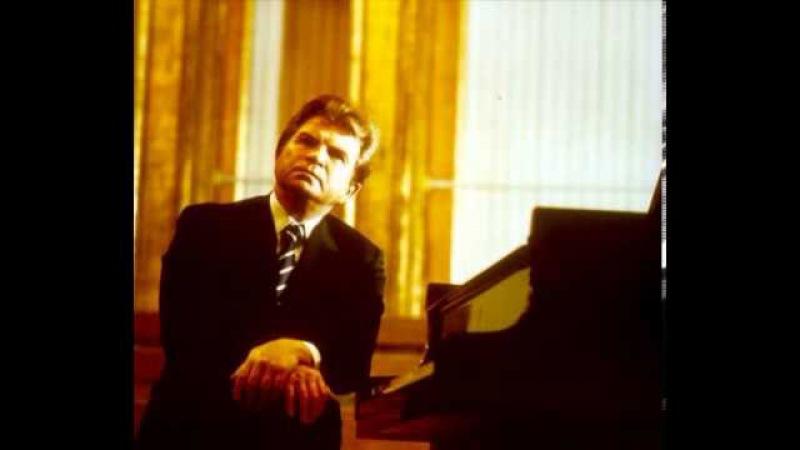 Emil Gilels Beethoven 32 Variations in C minor WoO 80