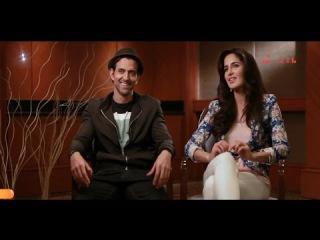Hrithik Roshan & Katrina Kaif on Meherbaan, Uff, Tu Meri & music of Bang Bang