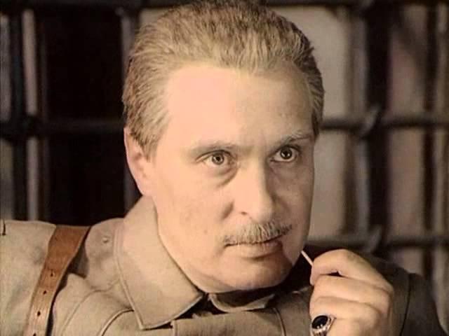 Диалог Савельева и Лахновского х ф Вечный зов ч 4