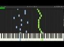 Ludovico Einaudi - In Un'altra Vita [MIDI] [Synthesia]