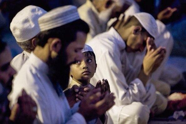 Анимационные картинки аллах