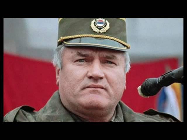 Krajiśnici Žare i Goci General Ratko Mladić 26 05 2011