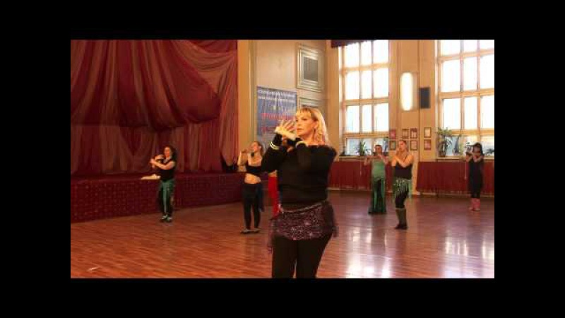 Workshop Natalia Amira Kuzmina Hand movements