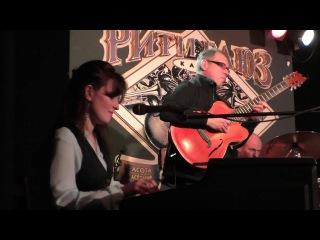 Ladies in Blues (Layna Shery) - Heartbreaker (cover by B.B. King) @ Rhythm'n'Blues Cafe