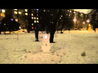 Петарда убойная сила vs голова снеговика