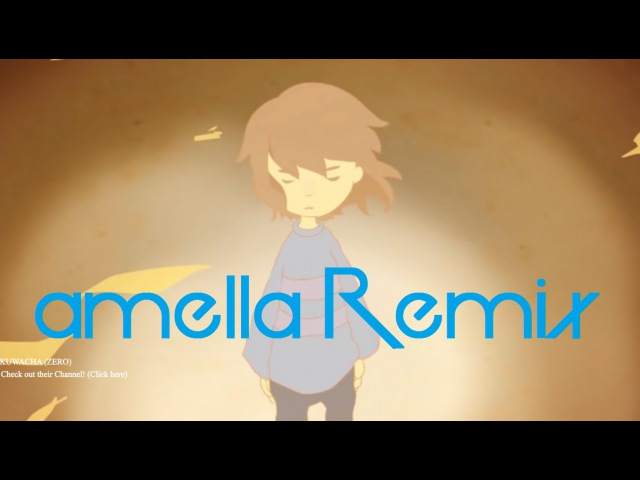 [Undertale] - Home (amella Remix) - Animation