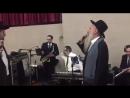 Mbd and Yeedle performing at rubashkin son bar mitzva