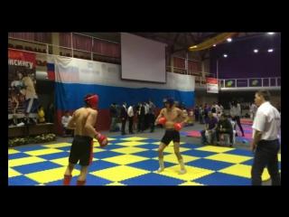 Ракитин-финал турнира Черные ножи