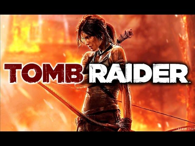 Фильм TOMB RAIDER полный игрофильм весь сюжет 60fps 1080p