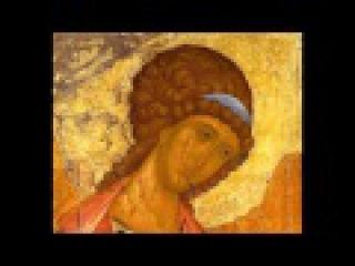 ☨Всенощное бдение в Сретенском монастыре накануне Собора Архистратига Михаила 20 ноября 2014 г ♫