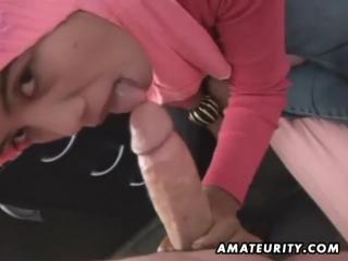 Arab amateurs blowjob and fuck | arab girls_vk.com/arabgirls