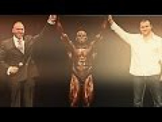 "The Predator ""Kai Greene"" 2015 - Bodybuilding Motivation"