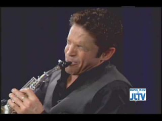 """Dave Koz performing """"Eight Candles"""" on JLTV"""