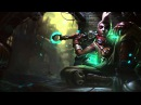 Ekko Login Screen Animation Theme Intro Music Song Official League of Legends