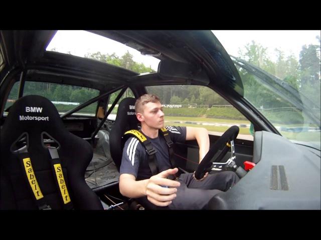 BMW E30 340i V8 Nitrous Oxide System Test in Greinbach with Brandy Brandner