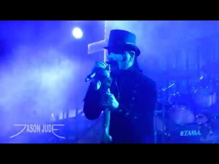 King Diamond - Arrival [HD] LIVE San Antonio 11/13/15