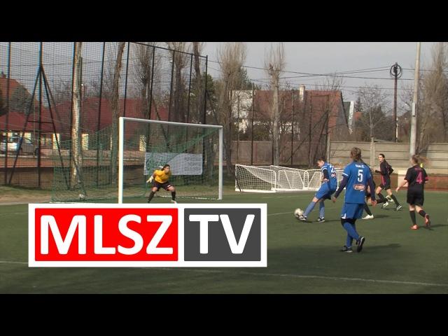 MTK Hungária Kóka FNLA 3 0 JET SOL Liga 13 forduló MLSZ TV