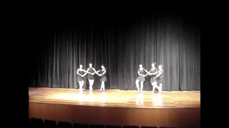 Samya Farhan Escola de Danças - gravação para Rede TV