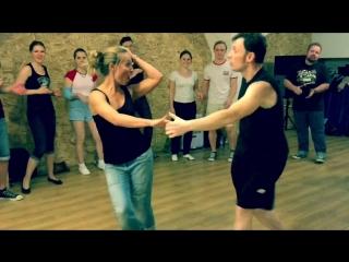 Тренировка 29/11/2015. Rockabilly Jive. Moscow Dancing Rebels