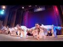 военный танец Освенцим