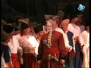 Тарас Бульба Taras Bulba Ukrainian opera 2001