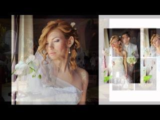 Весільна фотокнига Alina + Oleksander (Wedding photobook)  