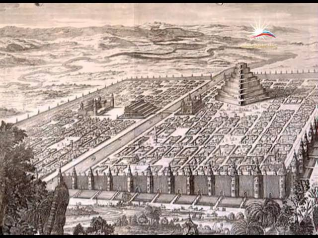 Вавилонская башня канал ПРОСВЕЩЕНИЕ