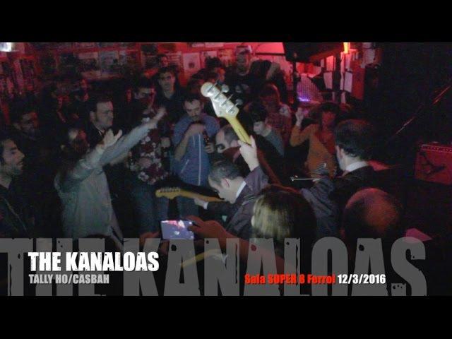 THE KANALOAS Live