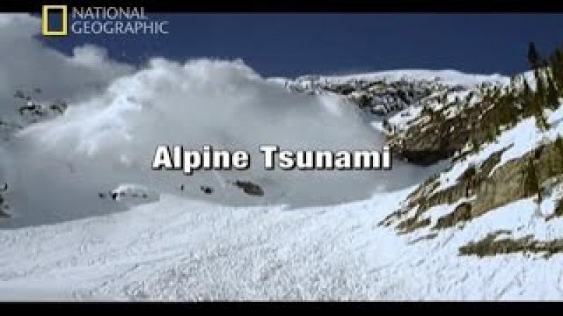 Felaket Anları Alpler'de Tsunami Türkçe Belgesel