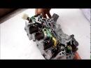 Гидравлический блок управления АКПП JF015E