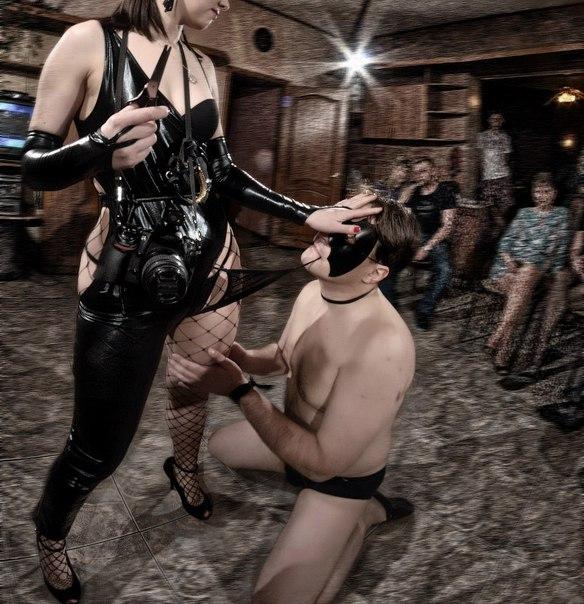 Sh estate BDSM club