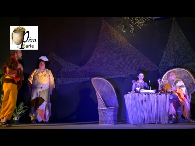 Vent du soir - Offenbach - Opérette en un acte - Opéra de Barie 2012
