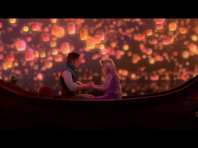 Tangled I See the Light