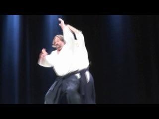 Aikido in sweden with Sensei Urban Aldenklint Shihan