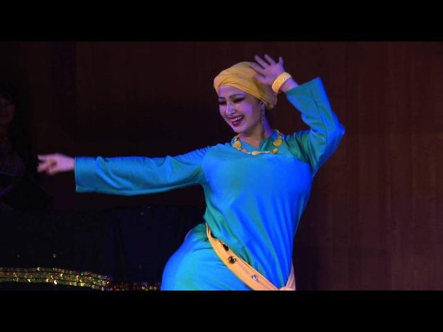Choreography by Asel Isenova - performance Zhanna Omarkhanova