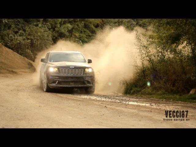 2012 Jeep Grand Cherokee SRT8 550HP UNLEASHED