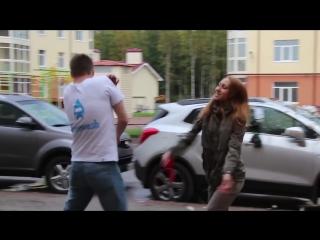 Девушка перепутала машину своего бывшего by humordoslez