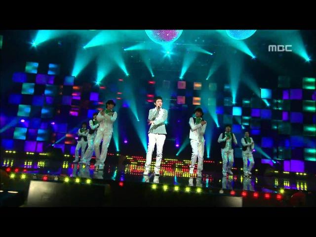 Park Hyun-bin - Shabang Shabang, 박현빈 - 샤방샤방, Music Core 20080510