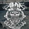 14.05.16 | ARDA + SUPPORT | CRAZY TRAIN