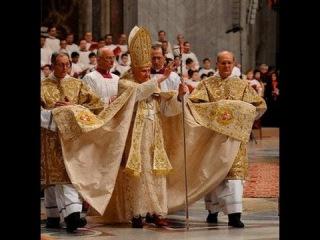 Отпущение грехов в Ватикане.