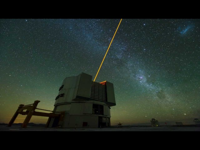 Astronomer's Paradise the darkest skies in Chile at the ESO Observatory Cerro Paranal