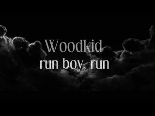 Woodkid - Run boy, Run (cover)