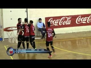 Jumilla B. Carchelo vs D-Link Zaragoza Jornada 23